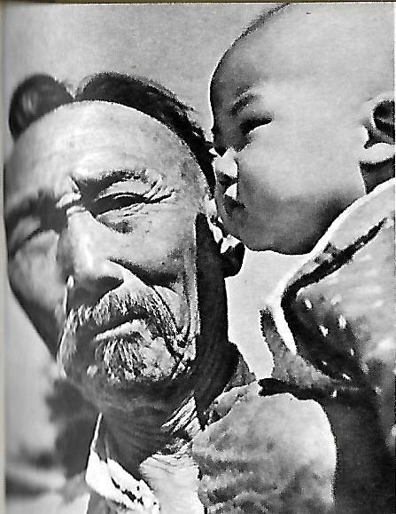 Gladys Aylward in Yangcheng - a farmer and grandson