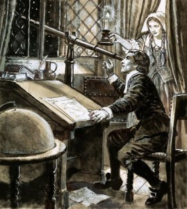 Toxteth born Jeremiah Horrocks