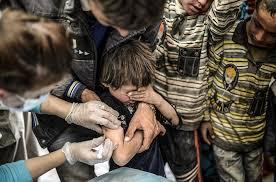 escaping syrian children4