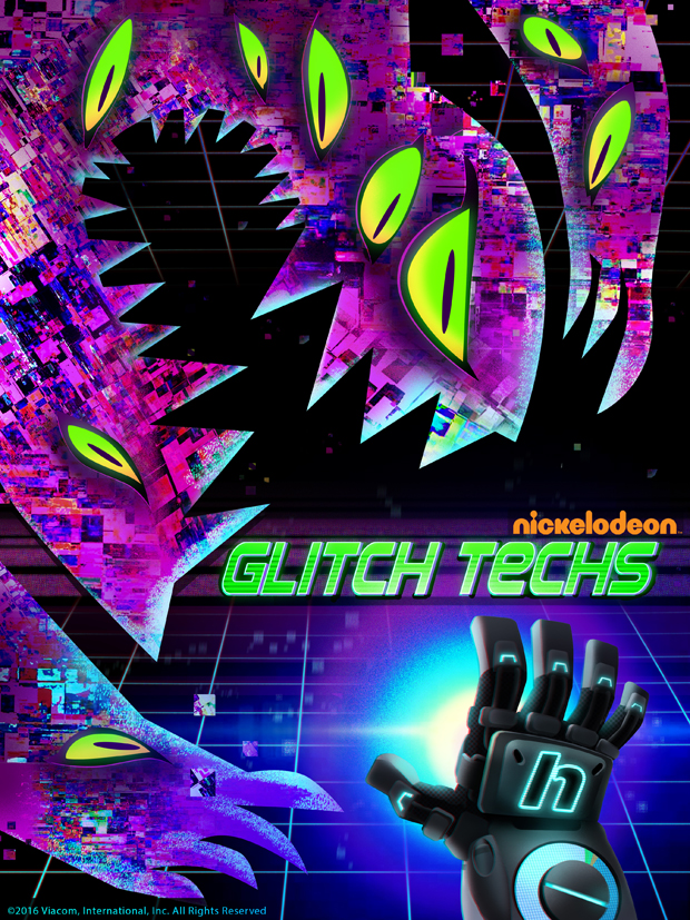 Glitch Techs one sheet