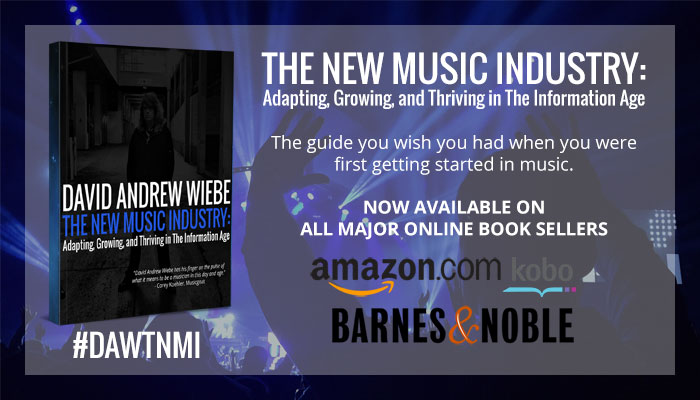 The New Music Industry: Adapting, Growing, and Thriving in The Information Age