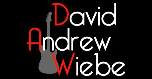 David Andrew Wiebe: Author, Entrepreneur, Musician