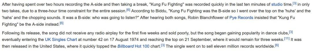 "Carl Douglas ""Kun Fu Fighting"""