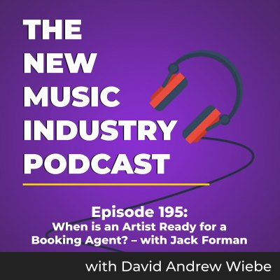 The New Music Industry Podcast episode 195