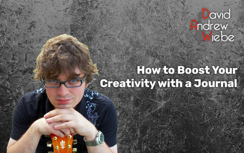 How to Boost Your Creativity with a Journal