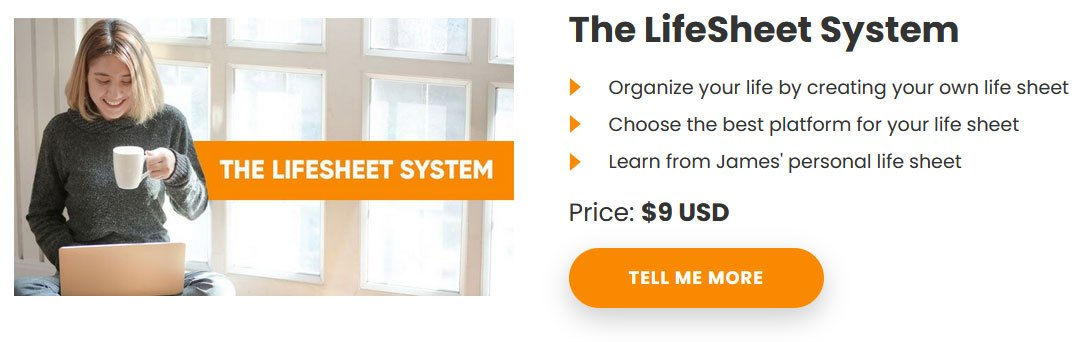 The LifeSheet System