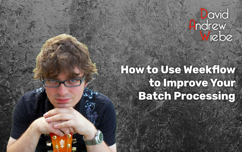 How to Use Weekflow to Improve Your Batch Processing