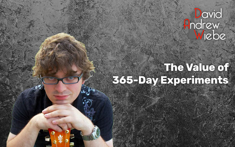 The Value of 365-Day Experiments