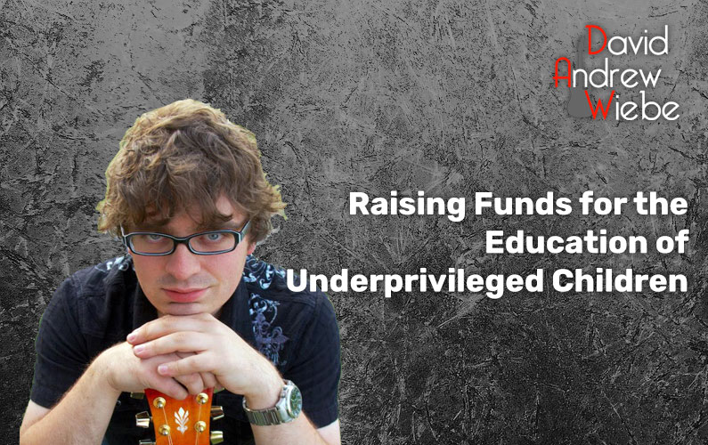 Raising Funds for the Education of Underprivileged Children