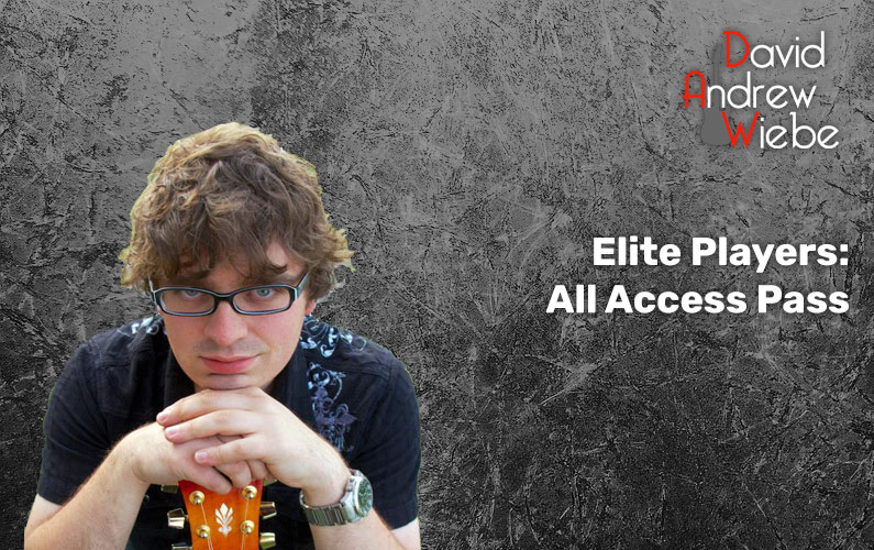 Elite Players: All Access Pass