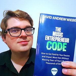 David Andrew Wiebe, October 2021