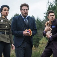The Interview - Hilarious moments and James Franco aside, it descends into an utter mess.