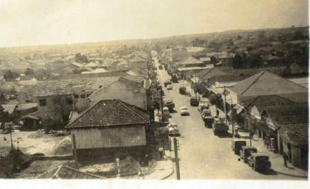 Paranavaí foi colonizada pelo próprio governo paranaense (Foto: Reprodução)