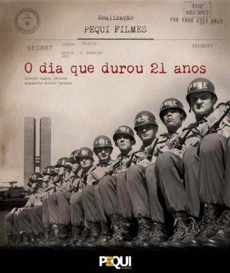 Documentário mostra o papel dos Estados Unidos no Golpe de Estado de 1964 (Imagem: Divulgação)