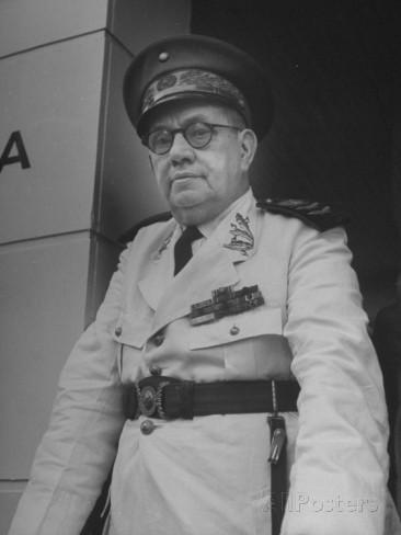 Góes Monteiro, general que inspirou a Ditadura Militar no Brasil (Foto: Divulgação)
