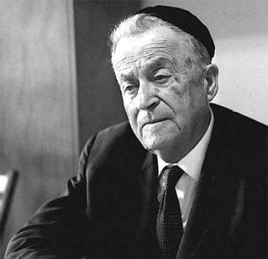 Agnon venceu o Prêmio Nobel de Literatura em 1966 (Foto: Reprodução)