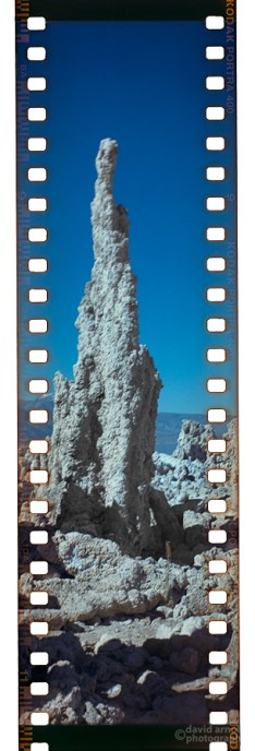 Tufa, Mono Lake (2) with the Kodak Brownie Model B No. 3