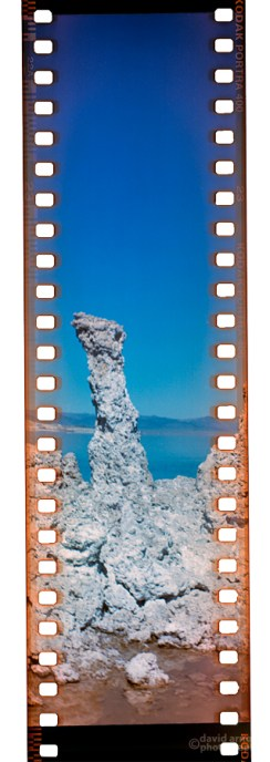 Tufa, Mono Lake (3) with the Kodak Brownie 2A