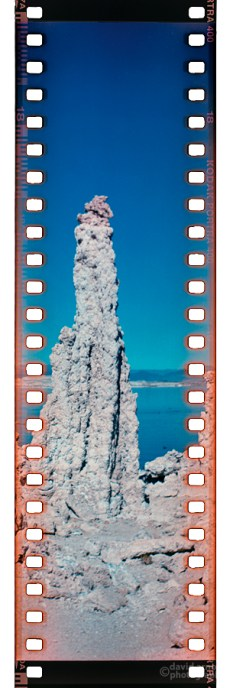 Tufa, Mono Lake (5) with the Kodak Brownie 2A