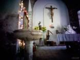 Baptismal, Misión San Jose de Comondú