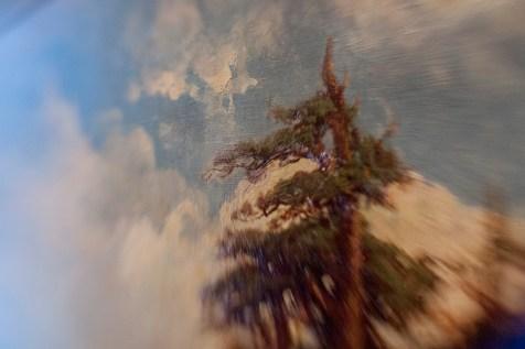 Borrowed Source: Tree Detail #2, William Keith, (1838-1911, American), Landscape, 1879, Crocker Art Museum.