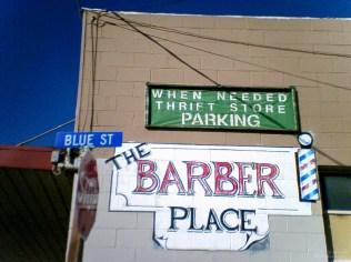 On-Blue-Street