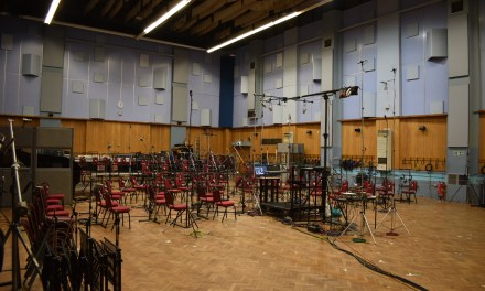 Psalm 115, Not unto us, O Lord, at Abbey Road