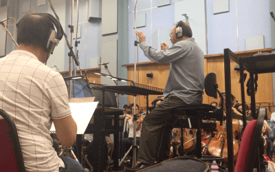 Psalm 48, Great is the Lord, at Abbey Road