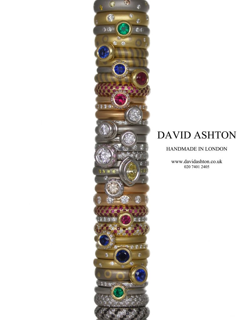 New stacking ring advert 2017 David Ashton