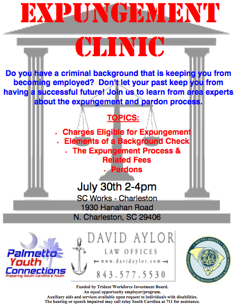 expungement clinic