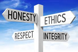 Honesty and Integrity – Key Elements for All Managers and Leaders