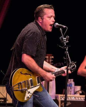 Jason Isbell & the 400 Unit - Sings Like Hell 9/14/13 Marjorie Luke Theatre