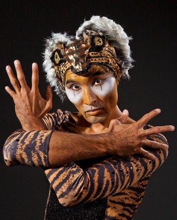 "State Street Ballet - ""Jungle Book"" publicity photo 10/3/09"