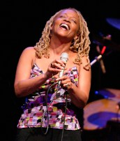 Cassandra Wilson 2/26/04 UCSB Arts & Lectures - Campbell Hall