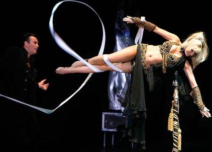 It's Magic! 3/17/10 Lobero Theatre