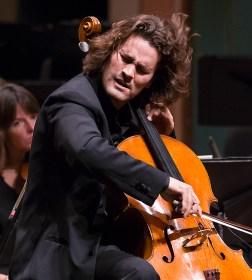 Zuill Bailey, Santa Barbara Symphony 11/12/05 Arlington Theater
