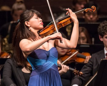 Music Academy of the West - Concerto Night 7/20/13 Granada Theatre