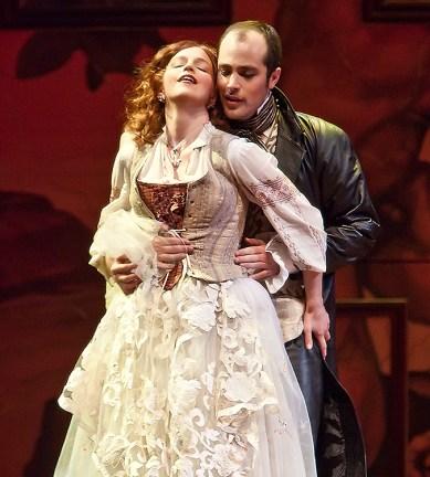 "Music Academy of the West - ""Don Giovanni"" 8/2/10 Granada Theatre"