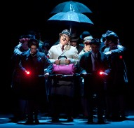 "Opera Santa Barbara - ""Seance on a Wet Afternoon"" 9/24/09 Granada Theatre"