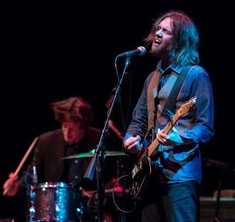 Nashvill musician Arron Lee Tasjan at the Lobero Theatre 1/17/17
