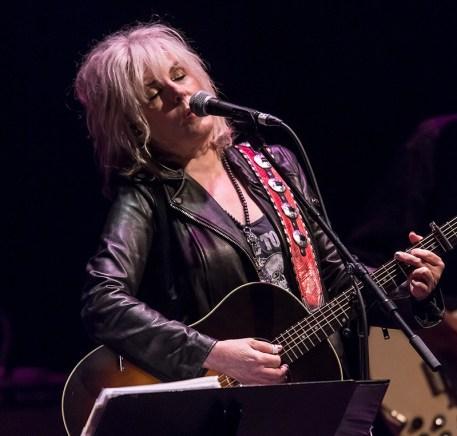 Lucinda Williams at the Lobero Theatre 1/17/17