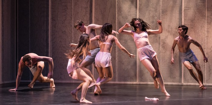 """""""The Breeders"""" by Olivia Maggi & dancers - UCSB Theater & Dance Spring Dance Concert 4/13/17 Hatlen Theater"""