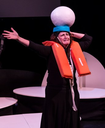 "Elaine Gale's ""One Good Egg"" 5/4/17 Center Stage Theater"