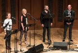 Roomful of Teeth performing at Hahn Hall - UCSB Arts & Lectures 4/26/17 Music Academy of the West