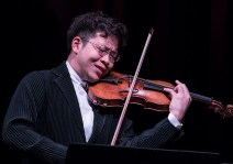 Paul Huang - Camerata Pacifica 9/15/17 Hahn Hall