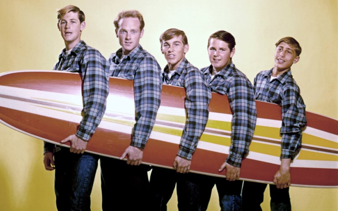 The Beach Boys Saved My Soul
