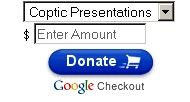 Donate Button With Google Checkout