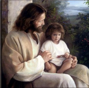 Jesus Loves His Child