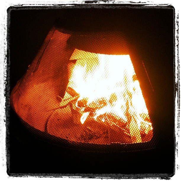 #fireplace #fire #warmth