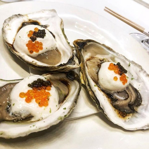 Bouley at Home Oysters